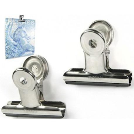 Magnet clip Graffa XL (2 pieces)Magnet Hook and Clip