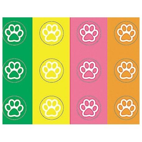 Maak je eigen hondenpootjes magneet (stickers)Maak Je Eigen Magneet