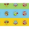 Maak je eigen Uil magneet (stickers)