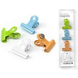 Magnet clip Graffa mini colorMagnet Hook and Clip