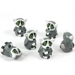 Mini magneetjes Ringstaartmaki