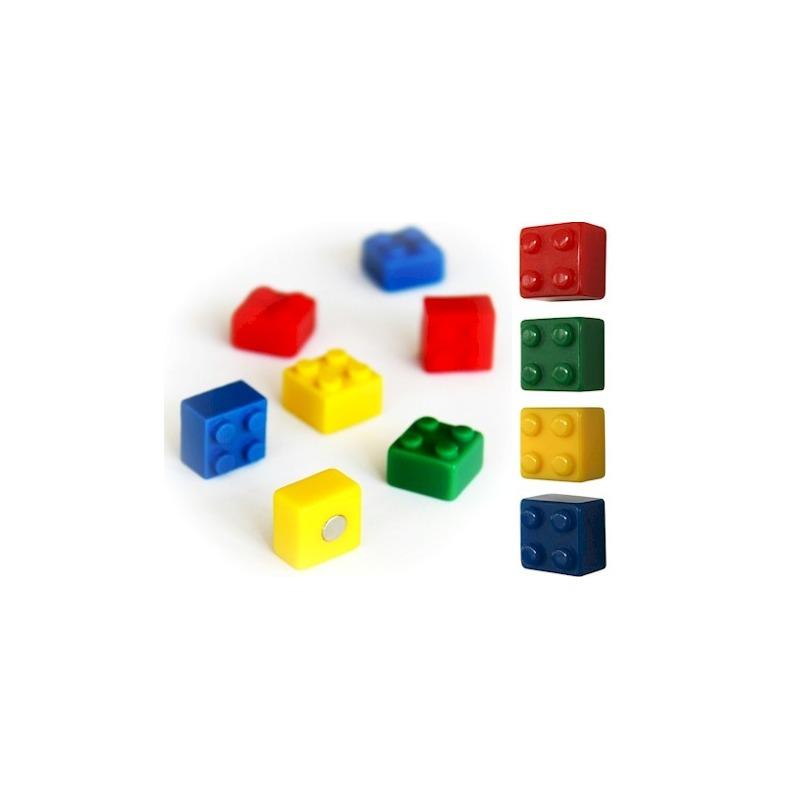 Fridge magnet Lego Bricks