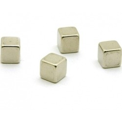 Super strong magnets cube (per 4)