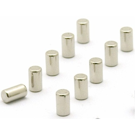 Super strong magnum silver set of 10Super Strong Magnets