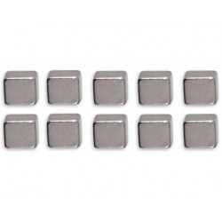 Super strong cube magnets mini set of 10Super Strong Magnets