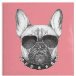 Gallery Magneet Cool Dog