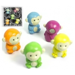 Mini fridge magnets monkey color
