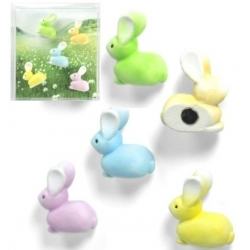Mini fridge magnets rabbit
