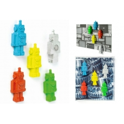 Mini magneetjes RobotOverige Magneetjes