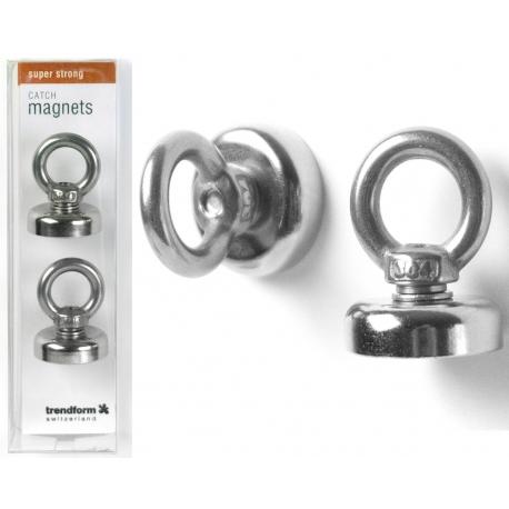 Super sterke magnetische ring CatchMagneet Haak en Klem