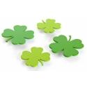 Fridge magnets Four-leaved Clover
