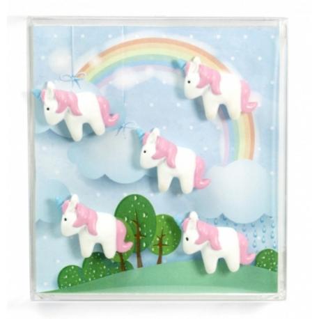 Mini fridge magnets UnicornAnimal Magnets