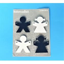 Magneet Boy & GirlOverige Magneetjes